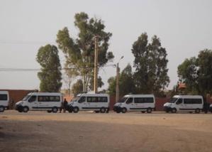 عاجل: وصول رتل من سيارات عناصر القوات المساعدة الى مركز جماعة سيدي الزوين
