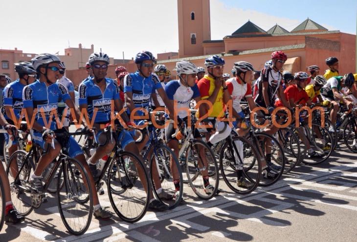 مراكش تحتضن السباق الوطني للدراجات في هذا التاريخ