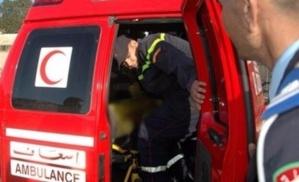 عاجل : حادثة سير خطيرة بالقرب من القرية السياحية بمراكش