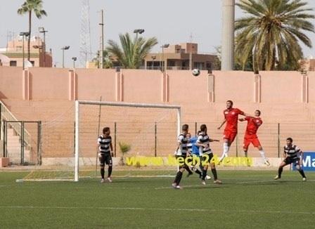 انفراد : جامعة كرة القدم تحسم رسميا في ملف مبارة