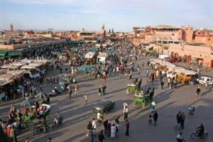 السياحة في مراكش وشهر رمضان