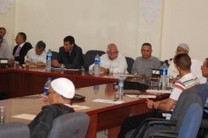 مشروع الحاضرة المتجددة محور الدورة العادية لمجلس مقاطعة مراكش المدينة
