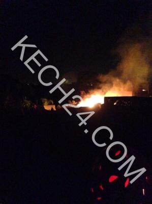 عاجل : اندلاع حريق مهول بدار للضيافة بحي رياض الموخى بمراكش + صورة حصرية