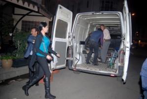الحرب على الشيشة متواصلة ... مداهمة مقهى بشارع الزرقطوني بمراكش