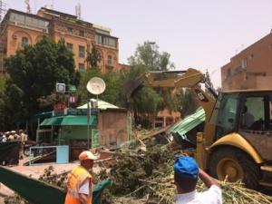 سلطات مراكش تعلن الحرب على برلمانيين ومسؤولين منتخبين استولوا على حدائق وفضاءات عمومية