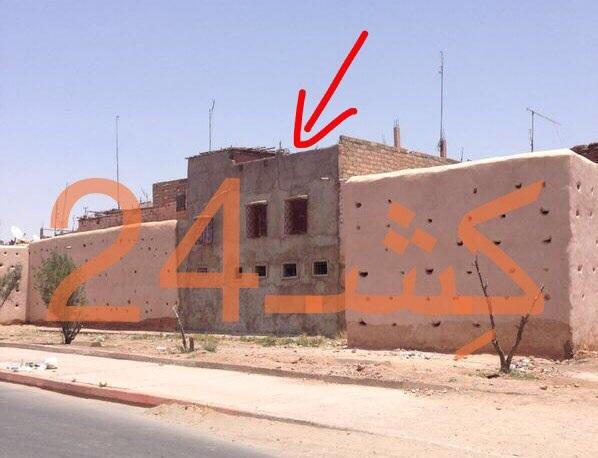 شوفو الاساءة لتاريخ مراكش فين وصلات؟ تشييد بيت على انقاض سور مراكش الشهير