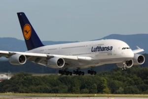 الشركة الألمانية للطيران