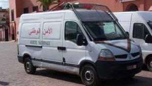 اعتقال ولد الملاح الذي روع سكان منطقة بوعكاز بعد مطاردة بوليسية بمراكش