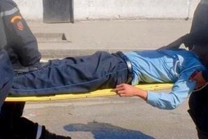 اعتداء اخر على عناصر المرور بمراكش : مواطن ينطح بوليسي بسبب مخالفته قانون السير