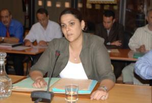 عمدة مراكش فاطمة الزهراء المنصوري تتزعم البرلمانيات المحتجات ضد بنكيران