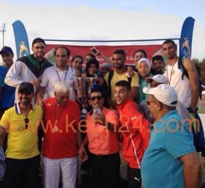حصري : نادي أشبال مراكش لألعاب القوى يحرز المركز الثالث ضمن كأس العرش من بين 171 ناديا