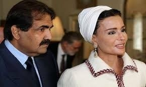 أمير قطر وزجته موزة غادرا مراكش بعد زيارة خاصة
