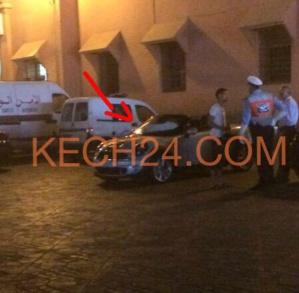 أمير قطر وزجته يقضيان رمضان بمراكش + صورة لسيارة الامير