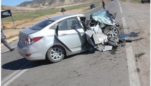 حادثة سير خطيرة تودي بحياة 6 أشخاص نواحي مراكش