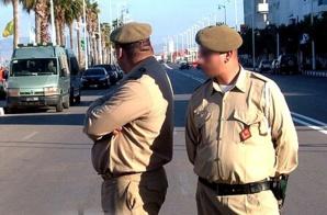 تورط مخزني بالقوات المساعدة في سرقة حقيبة يدوية بشارع محمد السادس بمراكش