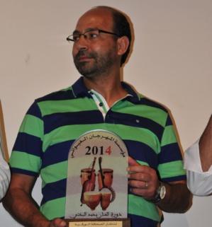 تكريم محمد البختي والصحفي عبد الكريم ياسين ضمن فعاليات الدورة 4 من المهرجان الغيواني بمراكش