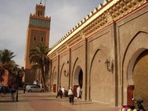 رمضانيات : مسجد مولاي اليزيد بحي القصبة بمراكش