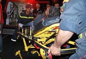 سقوط عرضي لمهاجر سينغالي من أحد المنازل بشارع علال الفاسي بمراكش