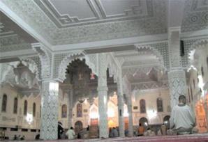 مراكش : بلجيكي يعلن اسلامه بمسجد ابي القاسم بحي صوكوما