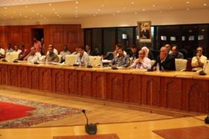دورة يوليوز للمجلس الجماعي بمراكش