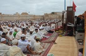 صلاة عيد الفطر بمراكش ستقام بالمصليات التالية: