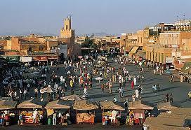 مراكش ..الحاضرة المتجددة.. إرادة ملكية للارتقاء بالمدينة الحمراء إلى مصاف الحواضر العالمية الكبرى وجعلها وجهة سياحية متميزة