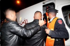 إعتقال مروج للمخدرات بمنطقة الفخارة بمراكش