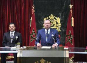 جلالة الملك يترأس احتفالات عيد العرش بمدينة الرباط ويوجه خطابا بالمناسبة