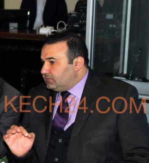 تعيين الأستاذ خالد الركَيكَ وكيلا للملك بورزازات