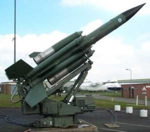 نصب منصات إطلاق الصواريخ المضادة للطائرات بمراكش
