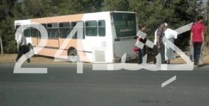 معطيات حصرية : شخص يقتحم حافلة لنقل الركاب ويقتل السائق بعد رفضه السماح له باختطاف راكبة