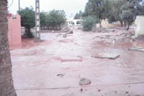 مصرع شخصين وعزل عدة دواوير .. الحصيلة الرسمية للعواصف الرعدية بتارودانت