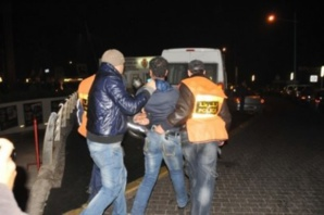 الشرطة السياحية تعتقل 3 أشخاص متلبسين بسرقة دراجة نارية بالحي الشتوي بمراكش
