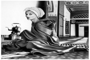 قصر بهية في مراكش استقبل أول عارضة أزياء في التاريخ