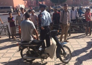 مراكش : اعتقال عشريني متخصص في سرقة الهواتف النقالة بحي الملاح