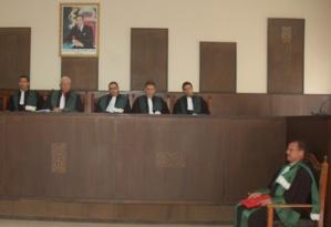 بقلعة السراغنة: تنصيب وكيل الملك لدى المحكمة الابتدائية + صورة