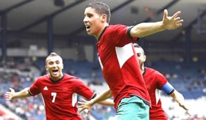 المنتخب المغربي يحقق فوزا بطعم التواضع أمام المنتخب الليبي بملعب مراكش الكبير