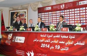 الجامعة المغربية لألعاب القوى تكشف بمراكش عن إستعدادتها لاحتضان منافسات كأس العالم للقارات