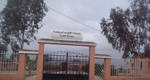 رئيس جماعة لمحرة بإقليم الرحامنة يختبئ بأحد المنازل وها علاش