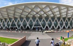مطار مراكش المنارة يستقبل مليونين و668 ألفا و633 مسافرا خلال ثلثي العام الحالي