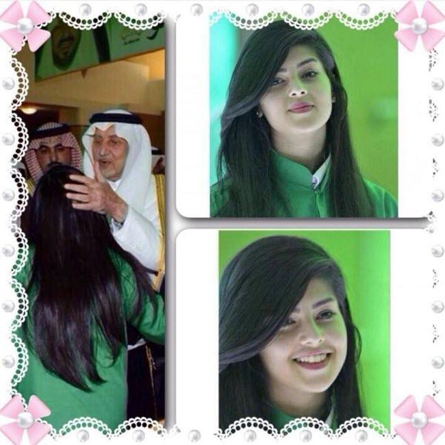 بالصور: جمال طفلة سعودية يشعل مواقع التواصل الإجتماعي