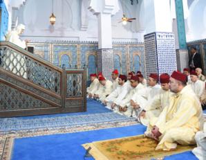 بهذا المسجد أدى الملك محمد السادس صلاة عيد الأضحى المبارك بالرباط