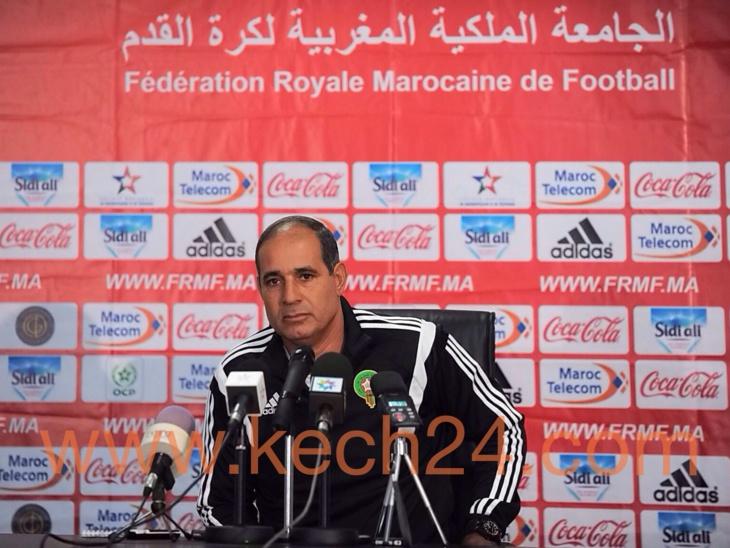 المنتخب الوطني المغربي يدخل ودية كينيا بهذه المعطيات + صور
