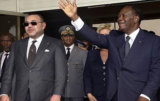 لهذا السبب يزور الرئيس الإيفواري الحسن وتارا مدينة مراكش
