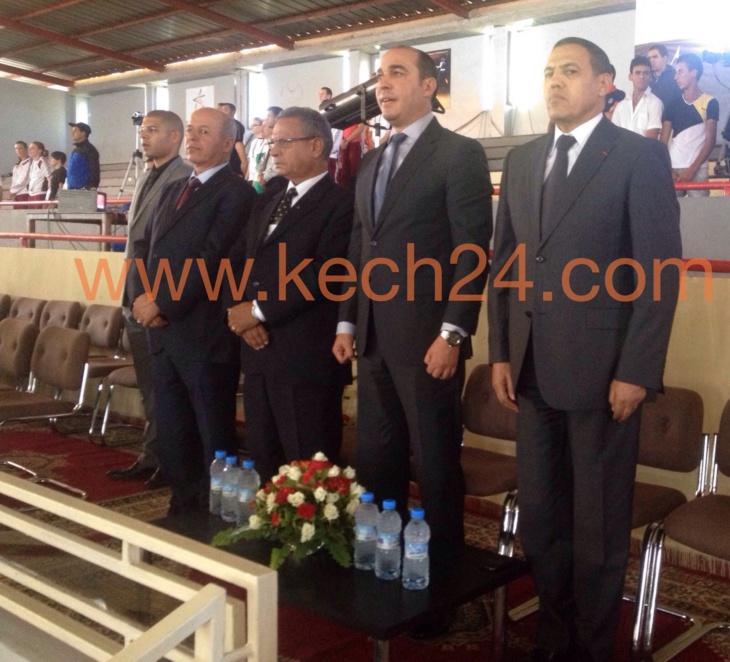 مراكش تحتضن النسخة الخامسة من جائزة محمد السادس الدولية في الملاكمة + صور