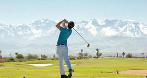اختيار مدينة مراكش كأفضل وجهة لممارسة رياضة الغولف سنة 2015