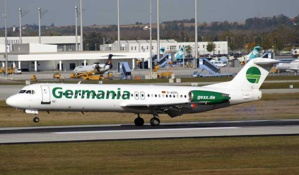 شركة الطيران الألمانية