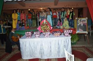 هكذا احتفلت مدرسة بلال بن رباح بمراكش بالذكرى 39 للمسيرة الخضراء