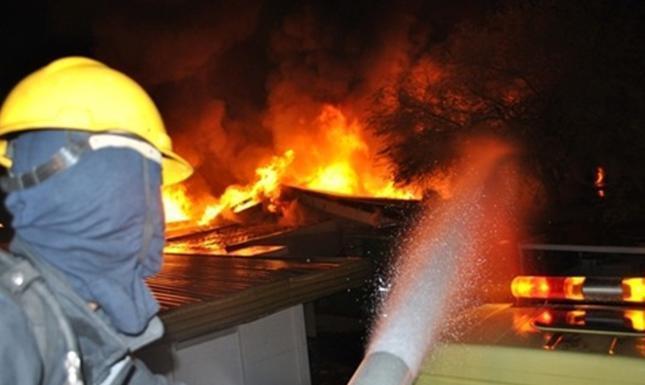 حريق يأتي على منزل بمدينة شيشاوة غرب مراكش