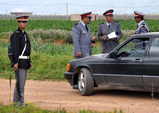 الدرك الملكي يطيح بعصابة تنشط في ترويج المخدرات بعدد من أقاليم جهة مراكش